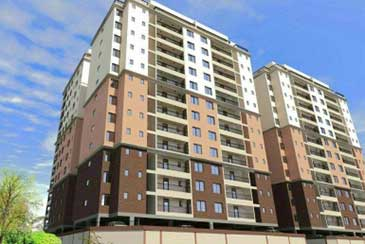 Penthouses at Bric Apartments