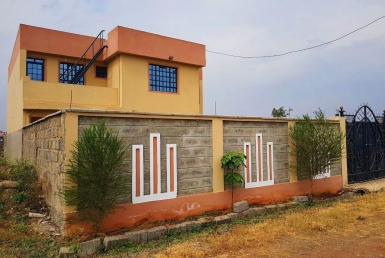 4 Bedroom Maisonette Master Ensuite, Utawala